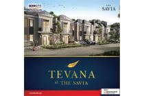 Rumah BSD City Tevana at The Savia