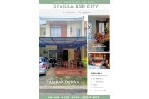 HARGA MURAH !! Rumah bagus dan strategis di Sevilla BSD