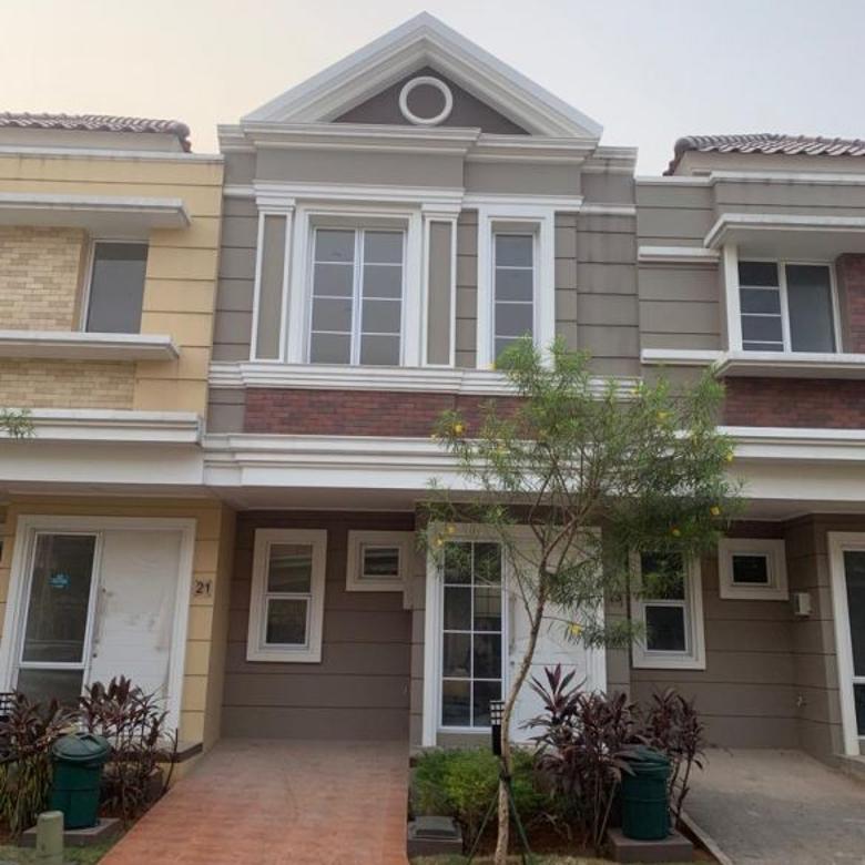 Dijual Rumah di Gading Serpong Cluster Amarillo Village