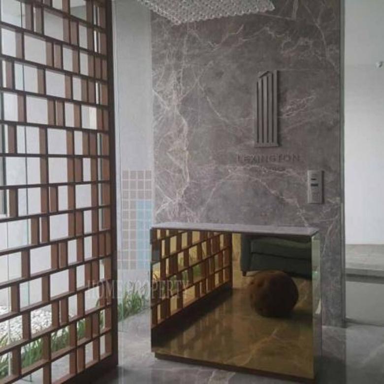 Dijual Apartemen Lexington Pondok Pinang Jakarta Selatan 2 BR