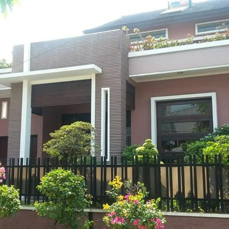 Rumah Minimalis 4 KT - Greenville - Jakarta Barat