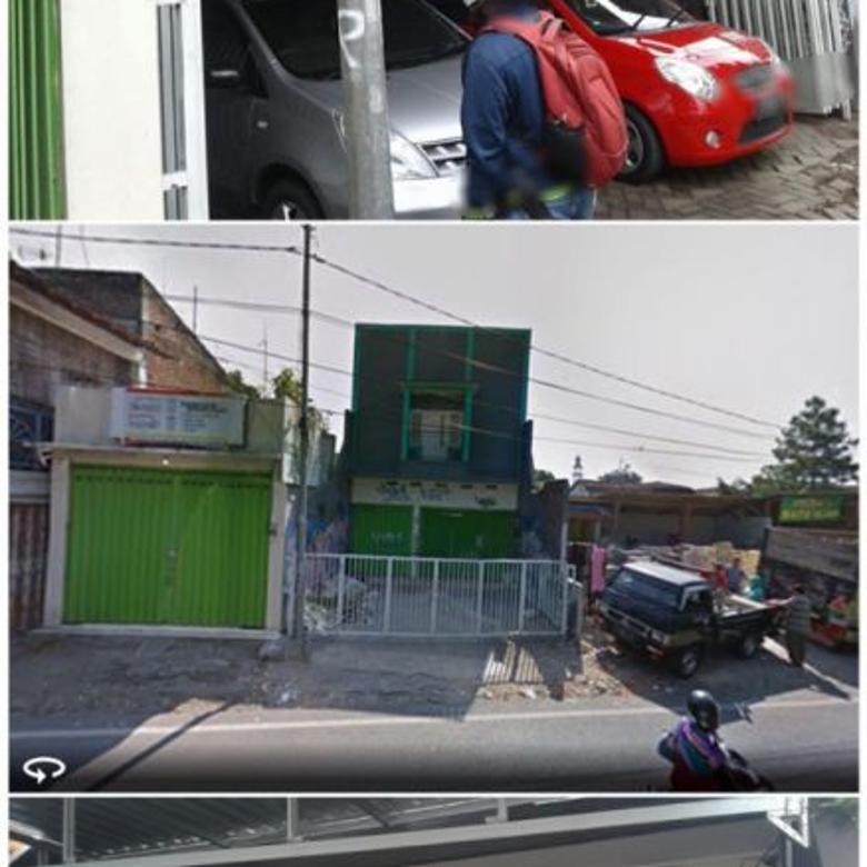 Ruko murah dan potensial poros jalan LA Sucipto Malang