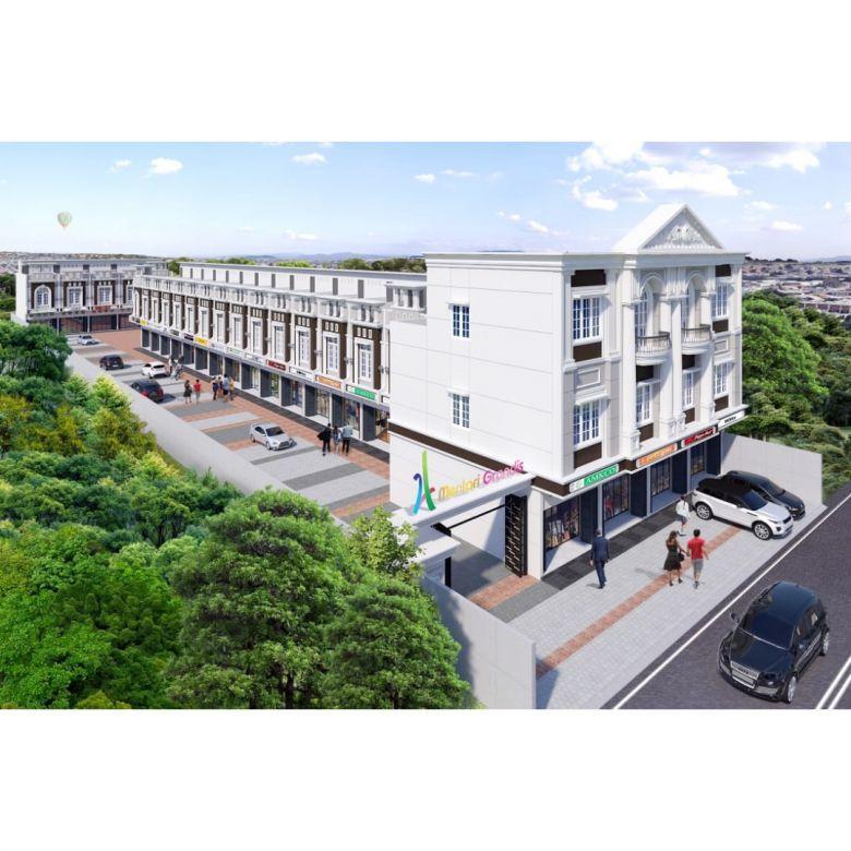 Ruko & Town House Komplek Mentari Grandis (Pelita IV) Medan
