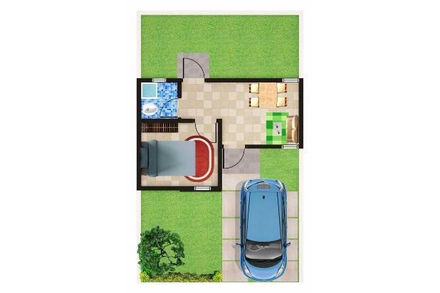 Dijual Rumah Nyaman Cluster Acero @ Serpong Kencana Bogor 4350491