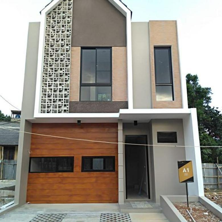 Rumah Mewah Eksklusif Termurah Dekat Tol Cimanggis, Garansi Bangunan 1 Tahun!