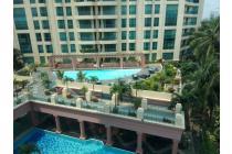 Dijual Apartemen Casablanca, Furnish, Lantai 5 Pojokan, View Pool dan Kokas