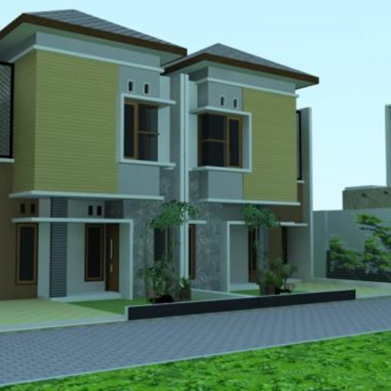 Rumah Mewah 2 lantai Dekat Kota Wisata Ciangsana