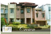 Jual Rumah Baru Hanya Seharga Kavling di Cluster Crown Sumarecon Serpong