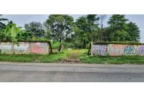 Tanah Cocok Buat Industri Dan Pergudangan Cipambuan Sentul - SENTUL BOGOR