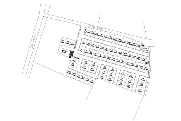 Rumah murah bersubsidi di Subang strategis dekat stasiun Pagaden 9842906