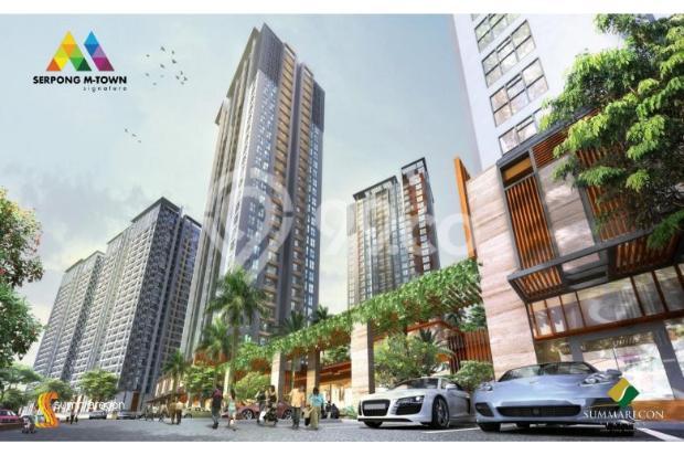 Dijual Apartemen M Town Signature Investasi Menguntungkan di Gading Serpong 16412085