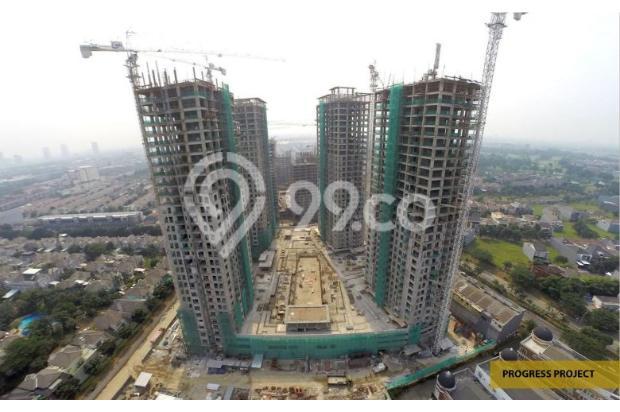 Dijual Apartemen M Town Signature Investasi Menguntungkan di Gading Serpong 16412146
