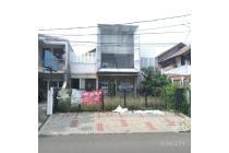 Rumah fasad Ruko Untuk Usaha Lokasi Bintaro Harga Nego