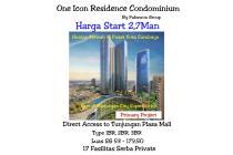 Kondominium One Icon Residence Surabaya Tengah Kota Baru