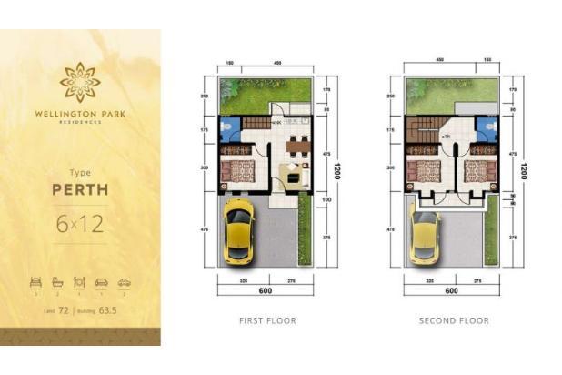 Beli Rumah 2 Lantai Dapat CASHBACK Ratusan Juta Rupiah 16509019