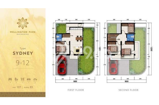 Beli Rumah 2 Lantai Dapat CASHBACK Ratusan Juta Rupiah 16509069