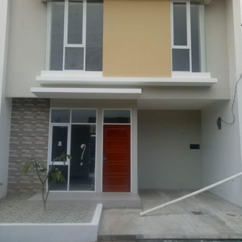 rumah baru 2lt dengan kualitas terbaik di margahayu raya