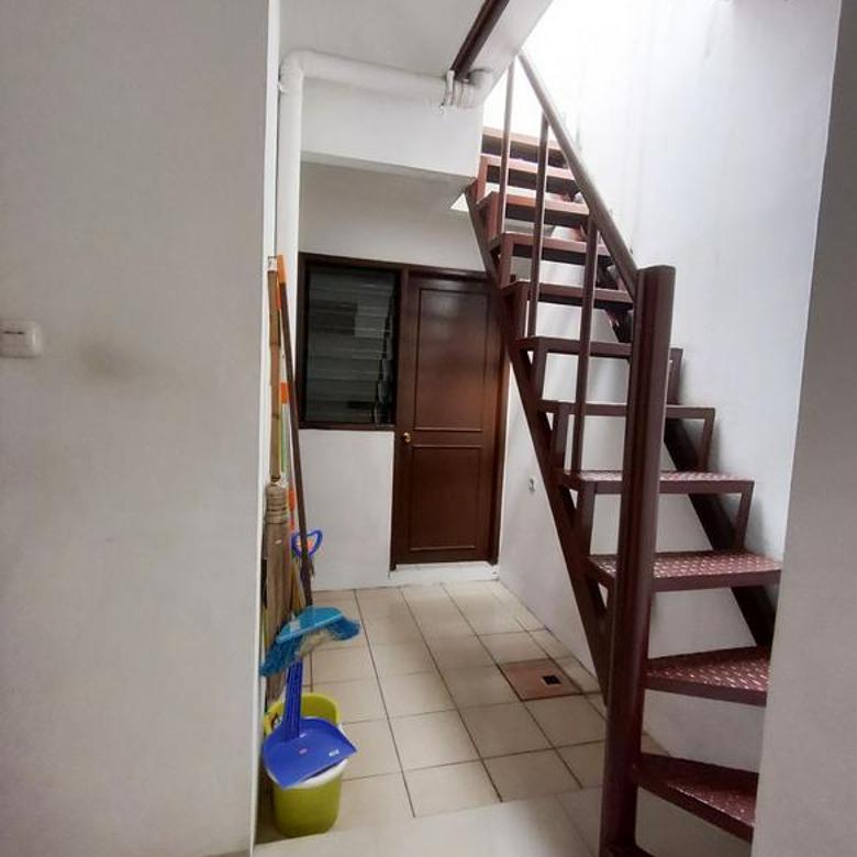 Rumah 1 lantai 3 kamar tidur siap huni di Alam Sutera-M123