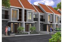 Rumah 2 lantai desain Mewah hanya di Cluster D'Wahyu, Beji Depok