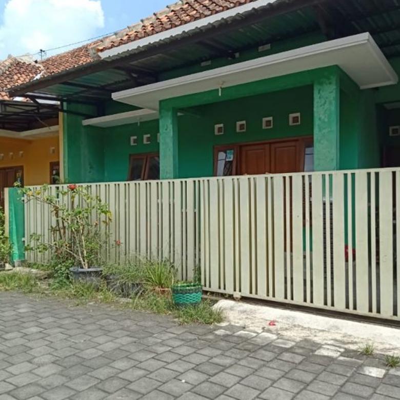 Rumah Hunian Bagus Sanggrahan Sukoharjo (BD)