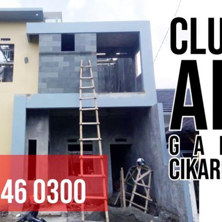 Perumahan Cibeureum Bogor | CLUSTER ABBI GARDEN