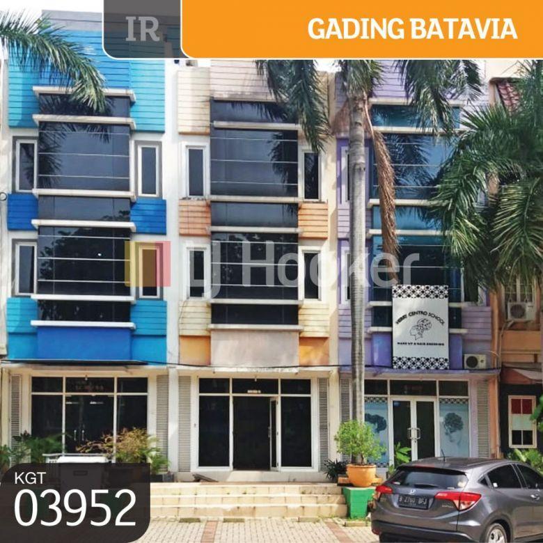 Ruko Gading Batavia, Kelapa Gading, Jakarta Utara