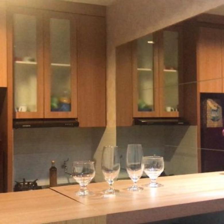 Dijual Cepat Apartemen Pasar Baru Mansion Studio New Furnished