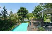 Rumah Mewah View Golf di Bukit Golf BSD City Serpong Ada infinite Pool
