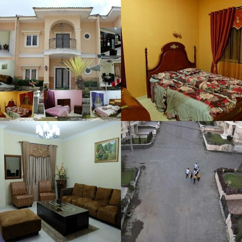 Villa Berastagi Resort Medan Disewakan Per Hari