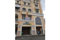 Jual Ruko 4 Lantai 337m2 - Italian Walk, MOI, Kelapa Gading Jakarta Utara