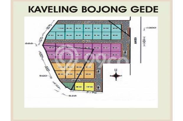 Mumpung Diskon, Tidak Kah Anda Tertarik Beli Tanah Bojong Gede? 14319247