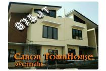 Rumah 3 lantai strategis di sangkuriang cimahi, 5KT 4KM