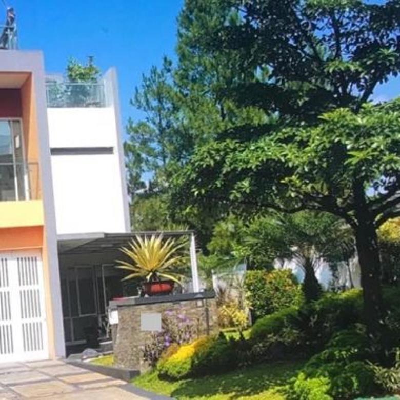 Rumah Lux, Modern & Mewah di Sentul City (Full Furnished)