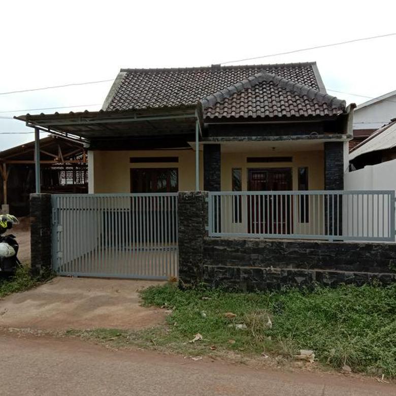 Rumah dibawah harga pasar pinggir jalan bojongemas Bandung