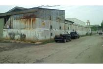 Disewakan Cepat Gudang Strategis di Komplek Miami Kapuk Kamal Jakarta Utara