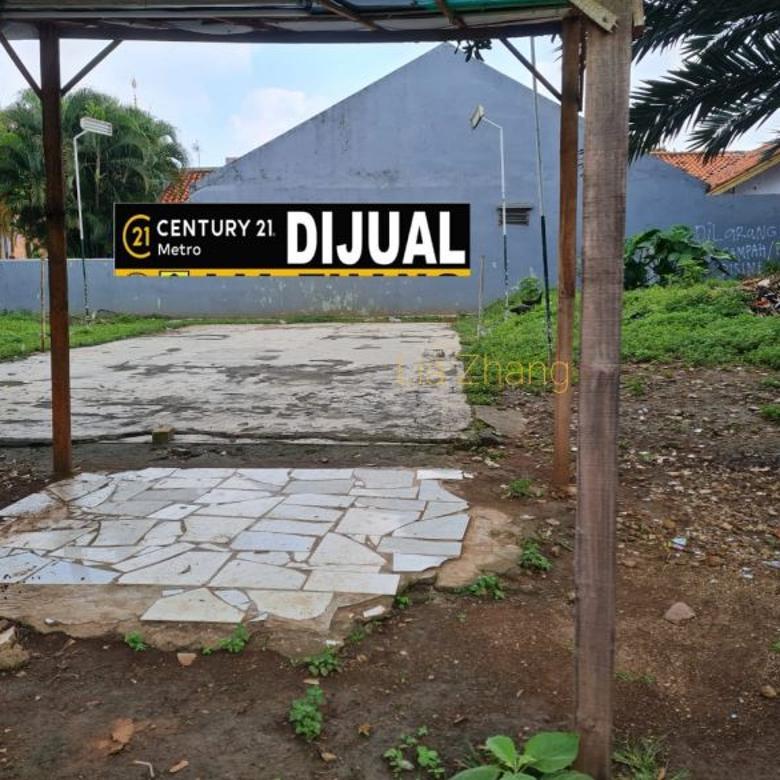 Di jual kavling hoek di Pondok Kelapa Jakarta timur.