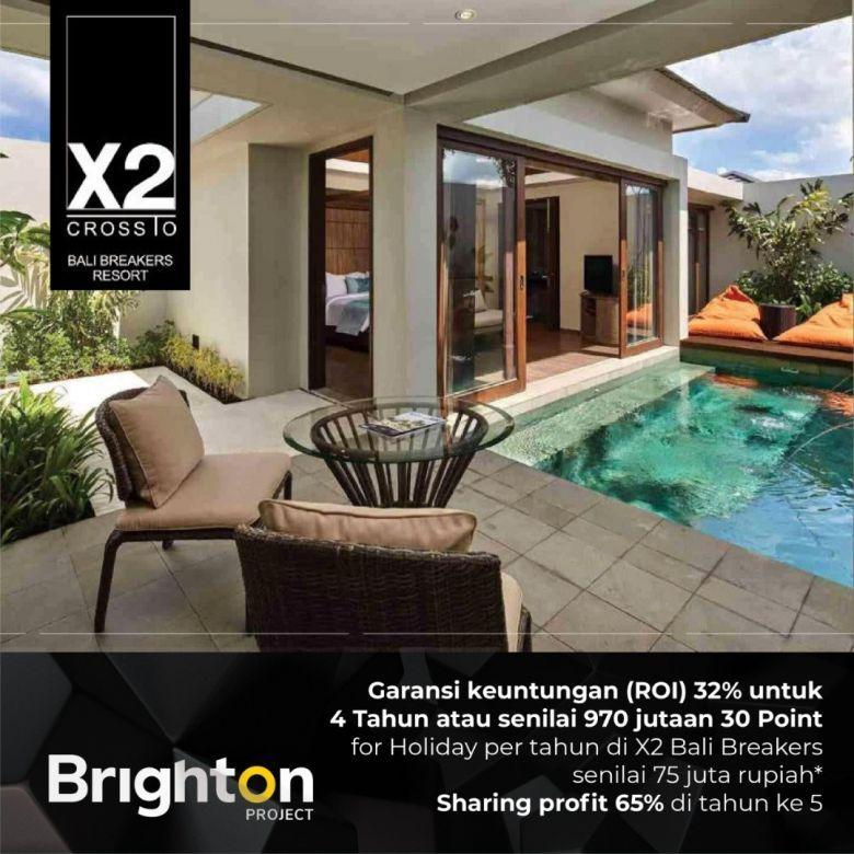 Villa Luxury dengan Private Pool di Area Pantai Balangan Bali