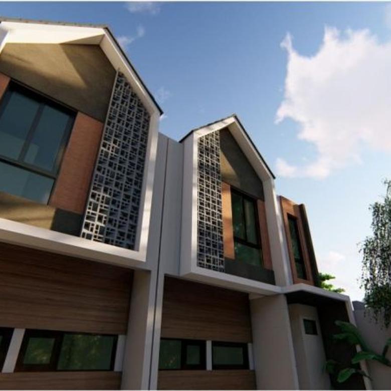 Dijual Rumah Baru Minimalis Istimewa di Pekapuran Tapos, Depok
