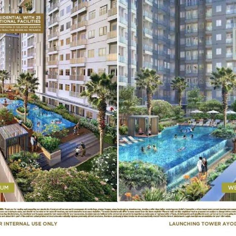 Lavanya Garden Residence, Murah Lokasi Strategis di Cinere