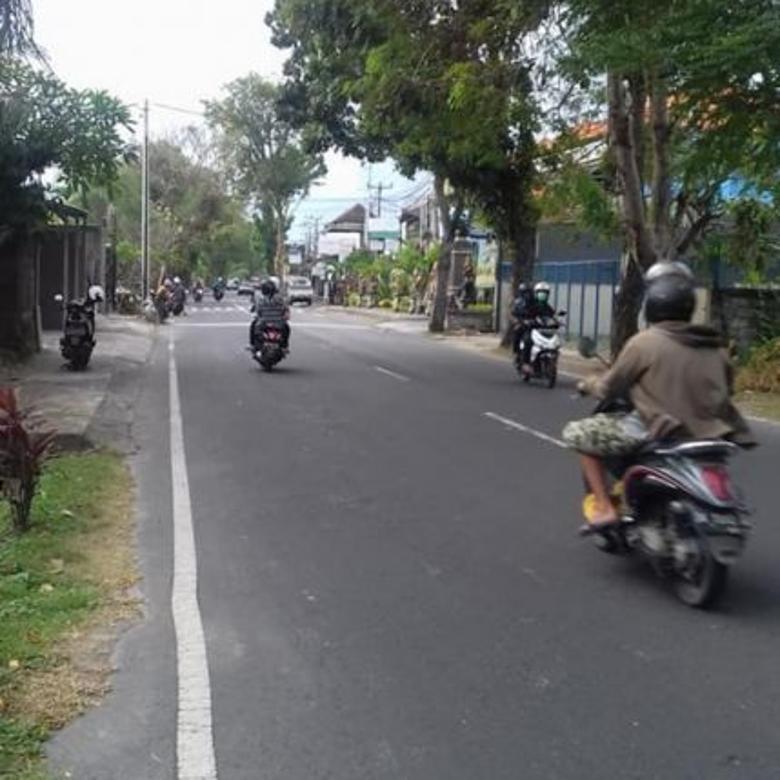 Dijual Tanah Di Pinggir Jalan Raya A Yani Denpasar