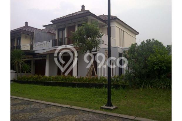 Rumah mewah siap huni di alam sutra serpong tangerang 7185016