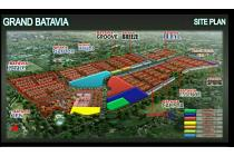 Grand batavia cluster Posisi hook murah dp.cicil 18 bulan strategis