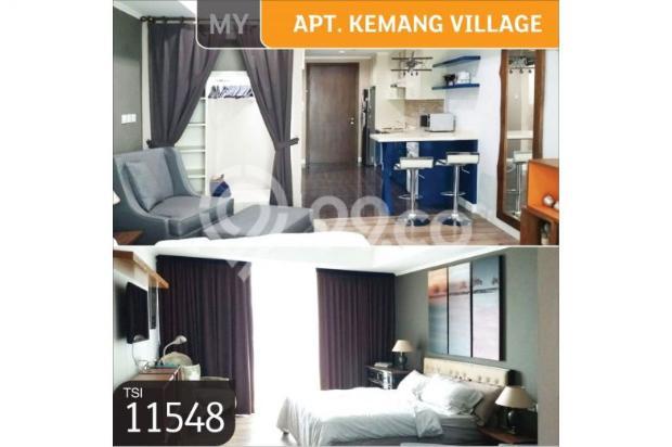 Apartemen Kemang Village Tower Intercon Lantai 12, Jakarta Selatan, 43m 12900449
