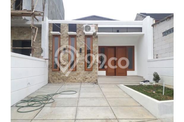 Rumah 1 Lantai Cukup Booking 3 jutaan 15893046