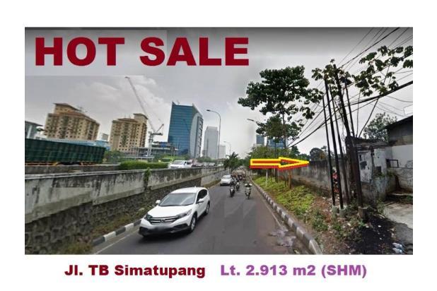 Rp81,5mily Tanah Dijual