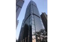 Dijual  Office Space  1600m2 di Treasury Tower, District 8 SCBD
