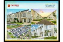 Paradise Serpong City Rumah Mewah DP cukup 10jt Langsung Akad Kredit
