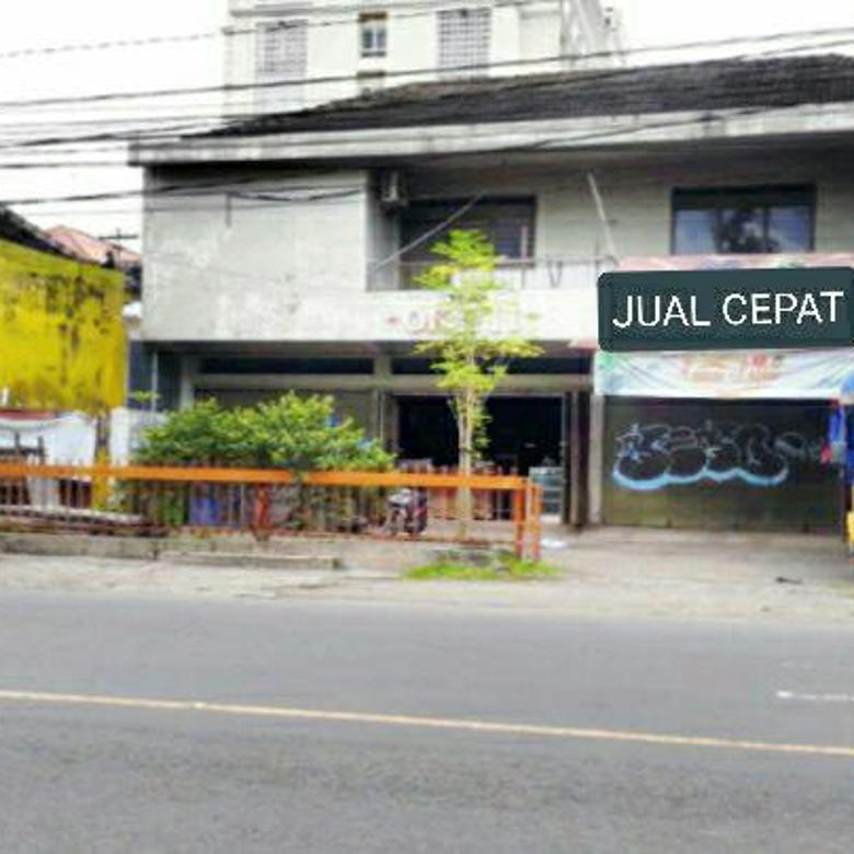 Tanah Pinggir Jalan Raya Strategis Laweyan Solo