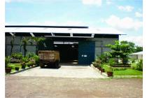Pabrik Dijual di Balaraja, Tangerang dekat exit Toll