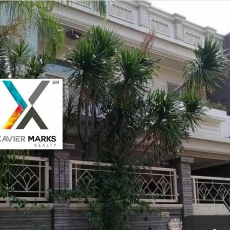 Dijual Rumah Bagus 2,5 Lantai di Dharmahusada Indah, Surabaya